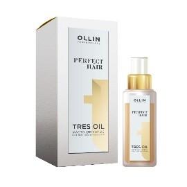 OLLIN PROFESSIONAL Масло для Волос Tres Oil, 50 мл мечта как волосы 8a перуанские волосы волос тела волос 4 го поколения с 13x4 кружевами фронтальные 100