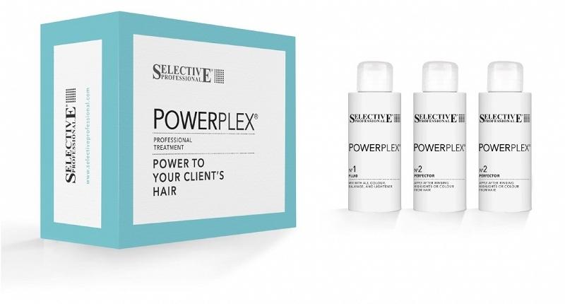 Selective Professional Набор для Двухшаговой Процедуры Powerplex, 3*100 мл