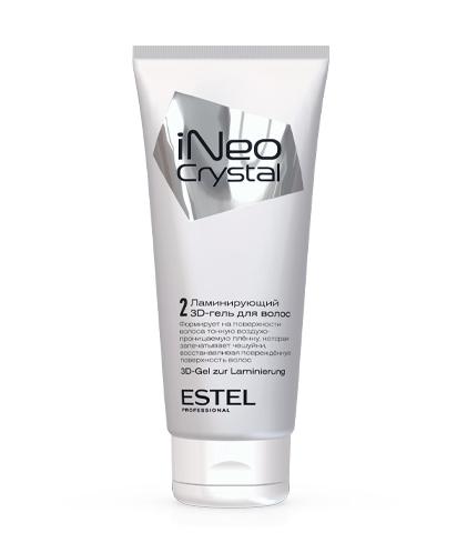 ESTEL 3D-Гель Otium iNeo-Crystal для Сильно Поврежденных Волос, 200 мл