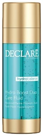 Declare Двухфазное Увлажняющее Средство Hydro Boost Duo Care Fluid, 2*20 мл двухфазное энергетическое увлажняющее средство для лица men care dailyenergy hydro boost fluid 2 20мл