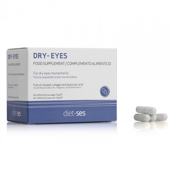 Sesderma БАД Oftalses Dry-Eyes к Пище Офтальсес от Сухости Глаз, 60 капсул