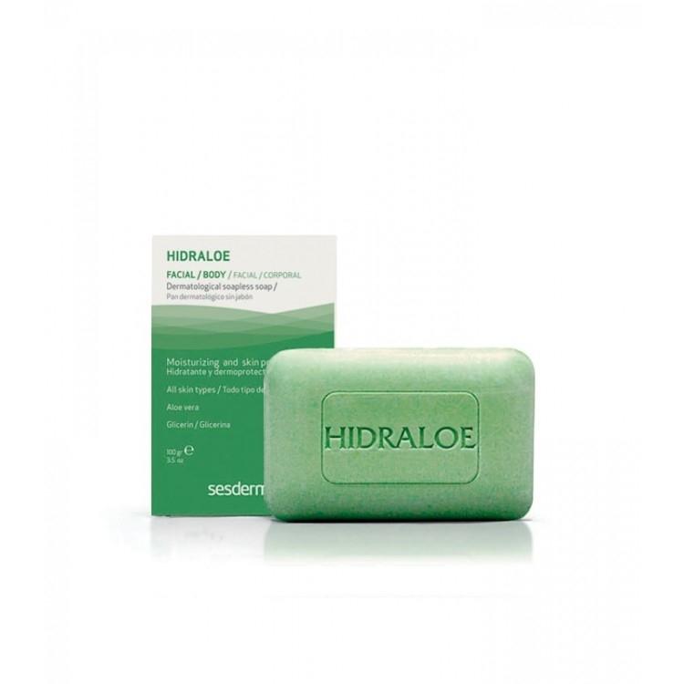 Sesderma Мыло HIDRALOE, 100г мед продукты mipin royal мыло 100г литва импортировала угри мыло для лица мытья мыло