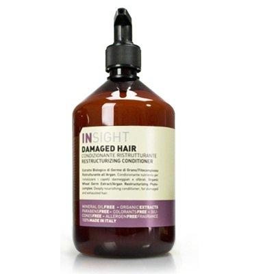 INSIGHT Кондиционер для поврежденных волос, 400 мл insight шампунь для поврежденных волос 400 мл