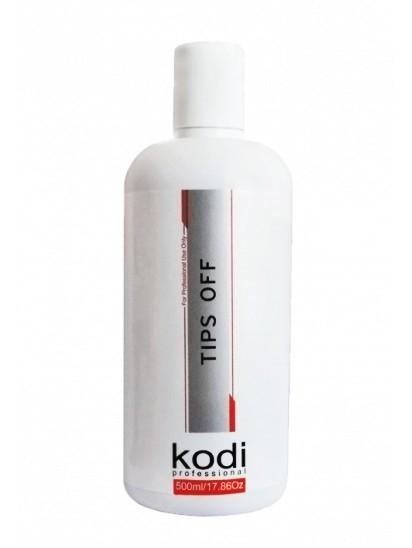 Kodi Professional Жидкость Tips Off для Снятия Гель-Лака/Акрила, 500 мл