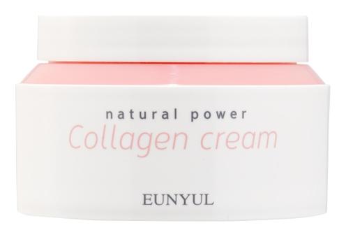 Eunyul Крем Natural Power Collagen Cream с Коллагеном, 100г