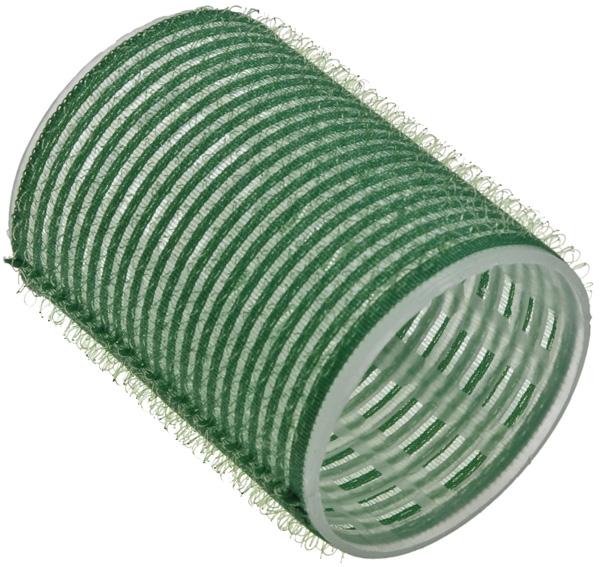 купить Sibel Бигуди на Липучке 48 мм Зеленые, 6 шт по цене 210 рублей