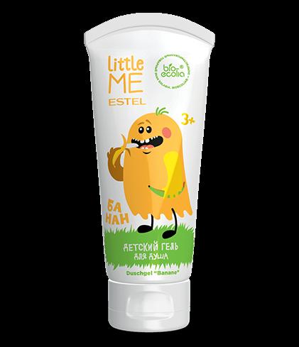 ESTEL Гель Little Me Детский для Душа Банан, 200 мл цена 2017