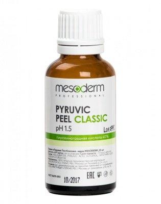 Mesoderm Пирувик Пил Классик (Пировиноградная Кислота 40%, Ph1,5), 25 мл