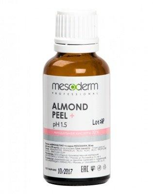 Mesoderm Алмонд Пил+ (Миндальная и Коевая Кислота, 30%+2%, Ph01,5 ), 30 мл