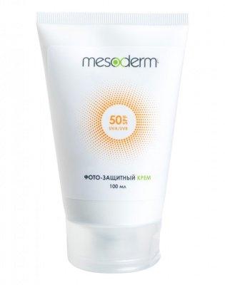 Mesoderm Фото-Защитный Крем SPF 50, 100 мл