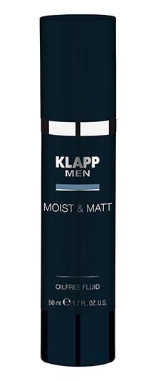 Klapp Флюид Oilfree Fluid Увлажняющий и Матирующий, 50 мл