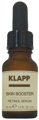 Klapp Сыворотка Retinol Serum Ретинол, 15 мл klapp сыворотка correction serum корректор 15 мл