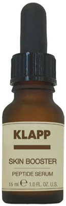 Klapp Сыворотка Peptide Serum Пептид, 15 мл klapp immun detox serum сыворотка детокс 30 мл