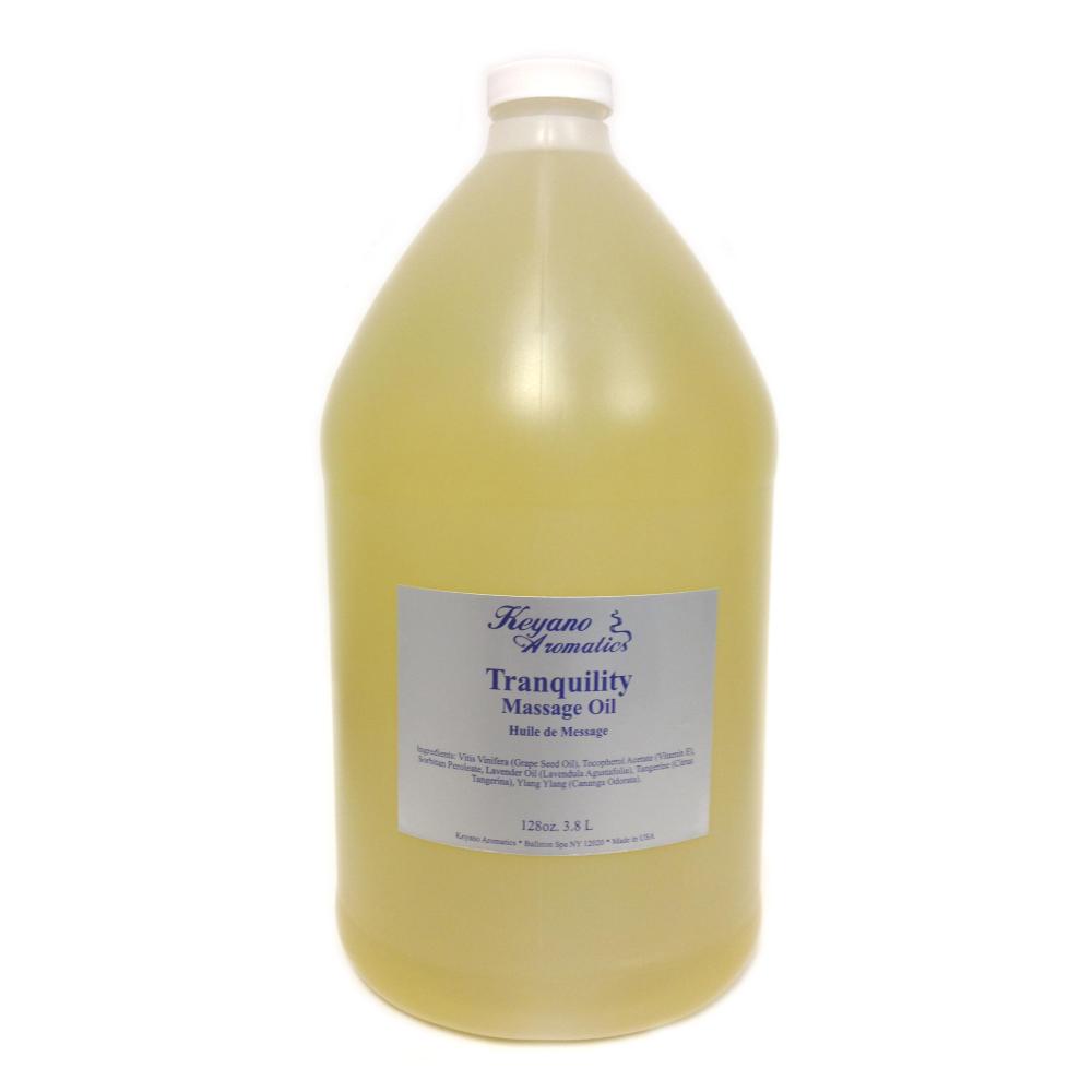 Keyano Aromatics Масло Антистрессовое Массажное, 3800 мл