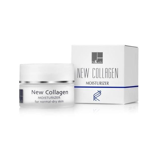 Dr.Kadir Крем Увлажняющий для Сухой Кожи с Микроколлагеном (SPF22) New Collagen Moisturizer For Normal/Dry Skin, 50 мл moistfull collagen