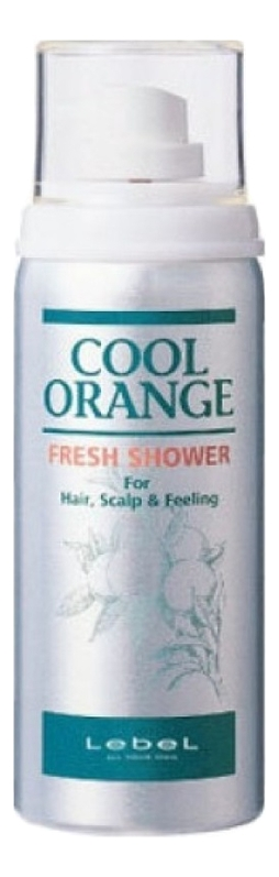 Lebel Cosmetics Термальная Вода Cool Orange Fresh Shower, 75 мл