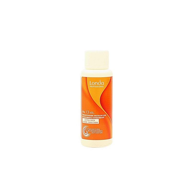LONDA Окислительная Эмульсия 4% Londacolor Oxydations Emulsion, 60 мл