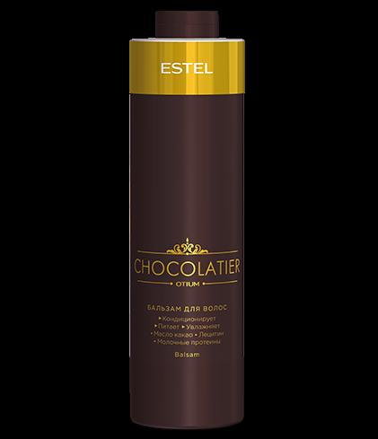 все цены на ESTEL Бальзам для Волос Chocolatier, 1000 мл онлайн
