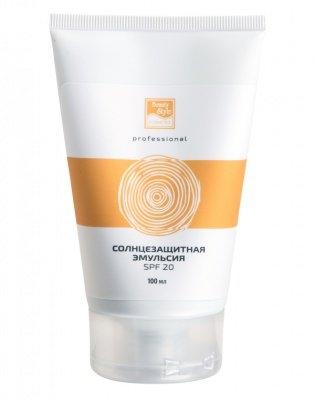 Beauty Style Солнцезащитная Эмульсия SPF 20 Sunscreen Emulsion, 100 мл