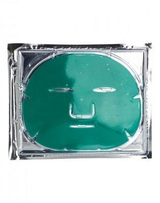 Beauty Style Коллагеновая Балансирующая Маска с Зеленым Чаем для Жирной и Смешанной Кожи Контроль beauty style гидрогелевая увлажняющая балансирующая маска для смешанной и жирной кожи контроль 6 шт