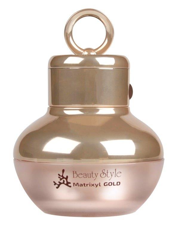 цена Beauty Style Крем Gold для Лица Омолаживающий Матриксил с Аппликатором, 50г