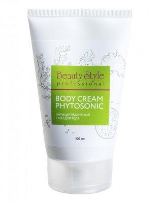 Beauty Style Антицеллюлитный Крем для Тела Body Сream Phytosonic 100мл Проф