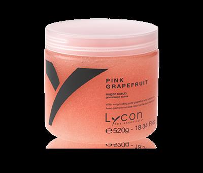 Lycon Скраб для Тела Розовый Грейпфрут, 520г
