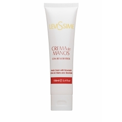 Levissime Крем для Рук с Ресвератролом Hands Cream With Resveratrol, 100 мл