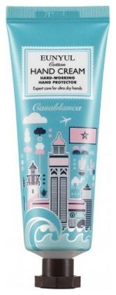 Eunyul Крем для Рук с Хлопком Касабланка Cotton Hand Cream Casablanca, 50г