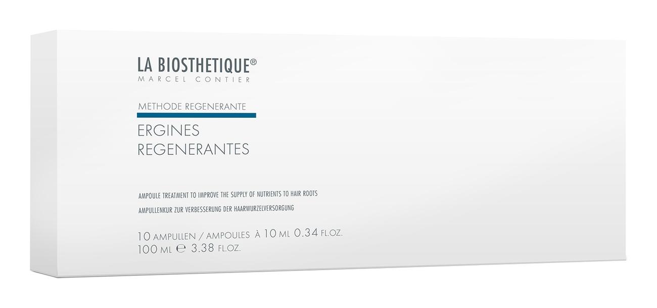 La Biosthetique Ergines Regenerantes Сыворотка Против Выпадения Волос 10ам. цена 2017