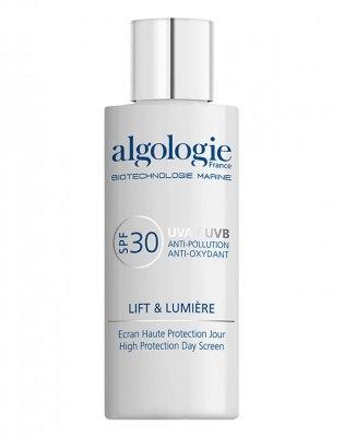 Algologie Солнцезащитный Дневной Флюид SPF 30 Sunscreen Fluid, 40 мл aravia солнцезащитный увлажняющий флюид sun shade spf 30 100 мл