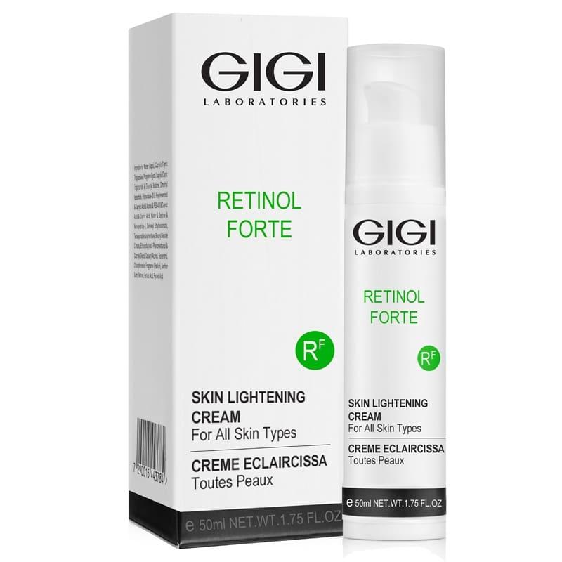 GIGI Отбеливающий Крем RF Skin Lightening Cream\, 50 мл эффективный отбеливающий крем от пигментных пятен
