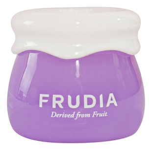 Фото - Frudia Крем Blueberry Hydrating Cream Увлажняющий для Лица с Черникой, 10г увлажняющий крем для лица skin hydrating booster 30мл