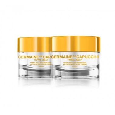 Germaine de Capuccini Комфорт-Крем Омолаживающий для Нормальной Кожи Royal Jelly Pro-Resil Roy.Cream Comfort, 50 мл цена 2017