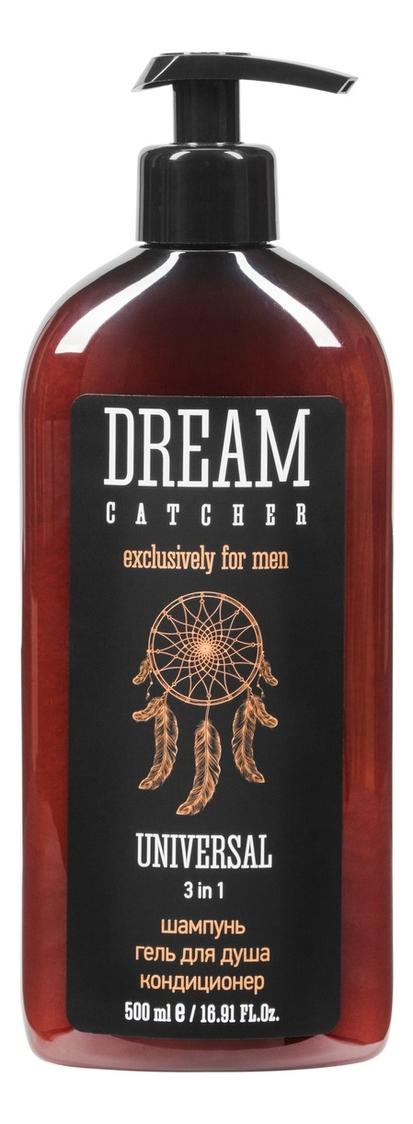 Dream Сatcher Шампунь Гель для Душа Кондиционер, 500 мл