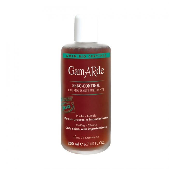 GAMARDE Очищающий Мусс, 200 мл бальзам для тела вуаль 200 мл gamarde hydratation active