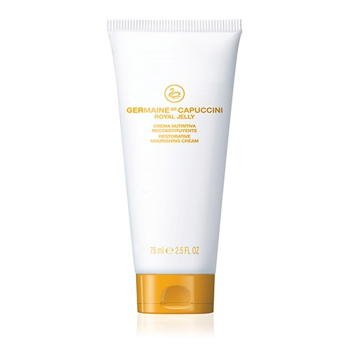 Germaine de Capuccini Крем Питательный для Лица Royal Jelly Restorative Nourishing Cream, 75 мл gigi крем питательный collagen elastin treatment cream 75 мл