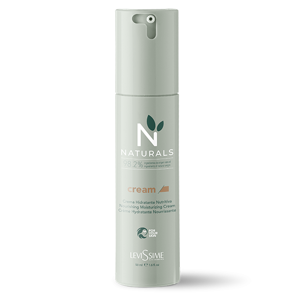 Levissime Крем Naturals Cream Увлажняющий и Восстанавливающий, 50 мл
