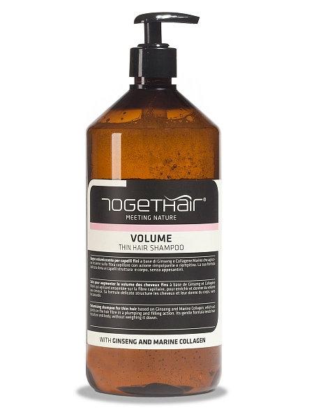 Togethair Шампунь для Объема Тонких Волос Volume Shampoo, 1000 мл