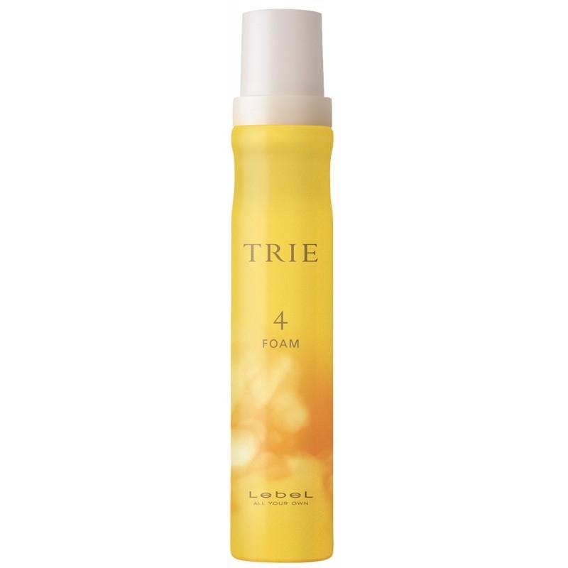 Lebel Cosmetics TRIE FOAM 4 Пена для укладки волос, 200 мл