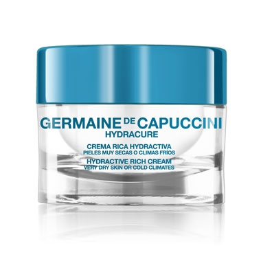 Germaine de Capuccini Крем для Очень Сухой Кожи HydraCure Rich Cream Very Dry Skin, 50 мл germaine de capuccini крем увлажняющий для лица purexpert no stress hydrating cream 50 мл