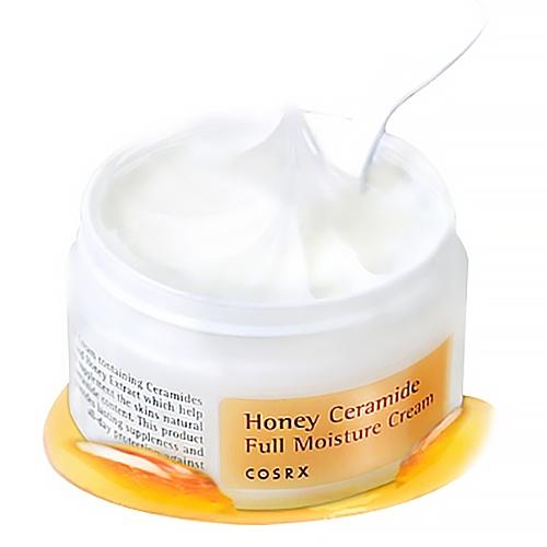 Cosrx Крем Honey Ceramide Full Moisture Cream для Лица Интенсивно Увлажняющий, 50 мл