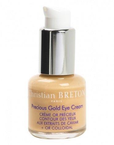 Christian Breton Paris Крем Precious Gold Eye Cream для Век Золотая Драгоценность, 15 мл