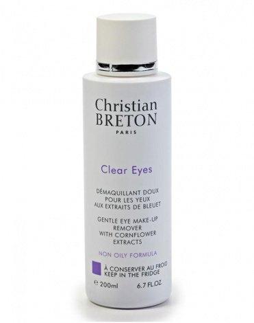 Christian Breton Paris Средство Clear Eyes для Демакияжа Области Глаз, 200 мл