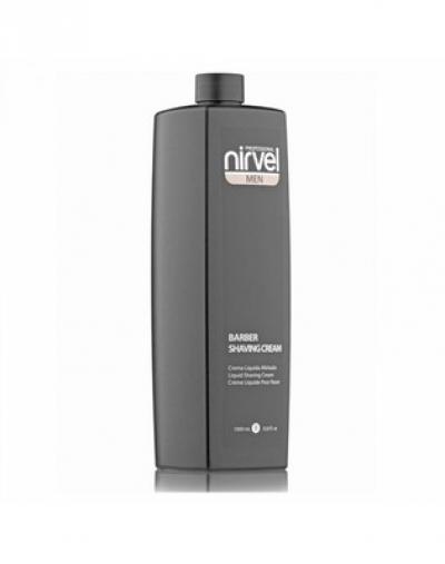Nirvel Professional Крем Barber Shaving Cream для Бритья, 1000 мл constant delight крем для бритья barber 150 мл