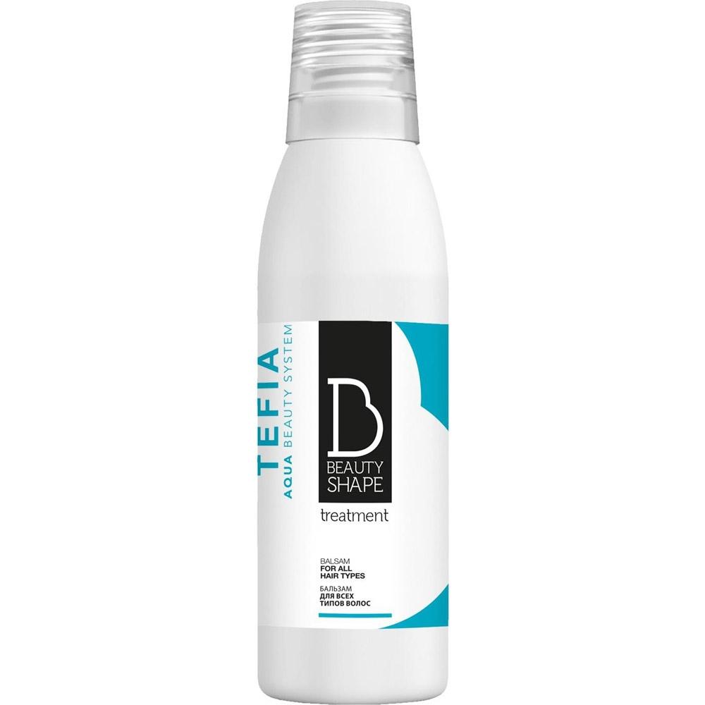 Tefia Бальзам для Всех Типов Волос, 250 мл tefia бальзам для всех типов волос beauty shape treatment 250мл