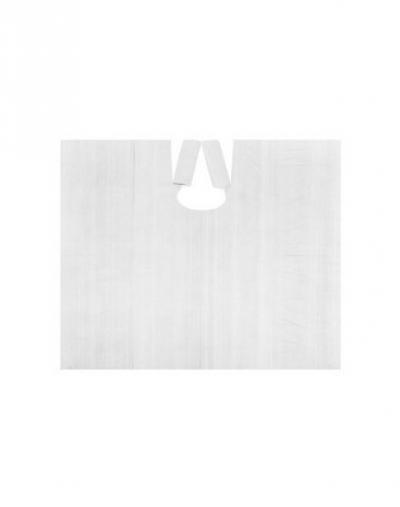 white line фартук полиэтиленовый прозрачный 120х80 см 50 шт IGRObeauty Пеньюар Полиэтиленовый Большой 110х160 см. Прозрачный 20мкр, 50 шт