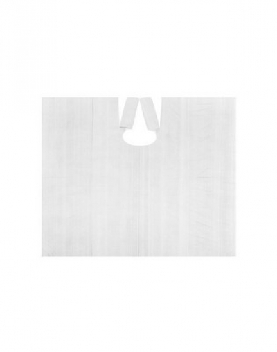 white line фартук полиэтиленовый прозрачный 120х80 см 50 шт IGRObeauty Пеньюар Полиэтиленовый Большой 110х160 см. Прозрачный 16мкр, 50 шт