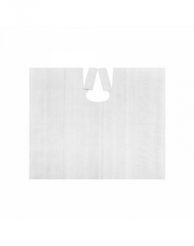 white line фартук полиэтиленовый прозрачный 120х80 см 50 шт IGRObeauty Пеньюар Полиэтиленовый Средний 100х140 см, Прозрачный 16мкр, 50 шт