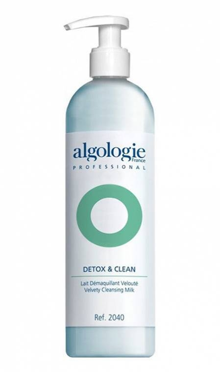 цена на Algologie Молочко Очищающее Бархатное Velvety Cleansing Milk, 500 мл